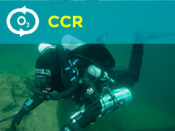 CCR Diver Training