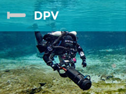 DPV Diver Training