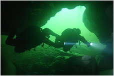 Introductory Cave Diver Training