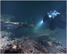 Full Cave Diver Training